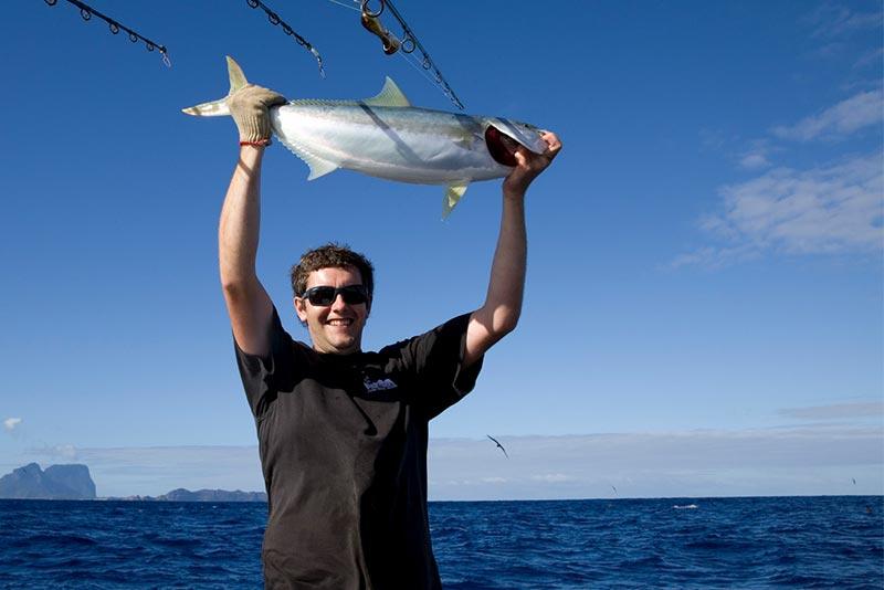 1 Fishing trips