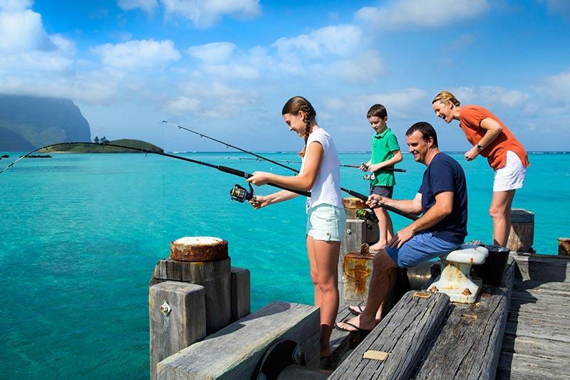 2 Fishing trips