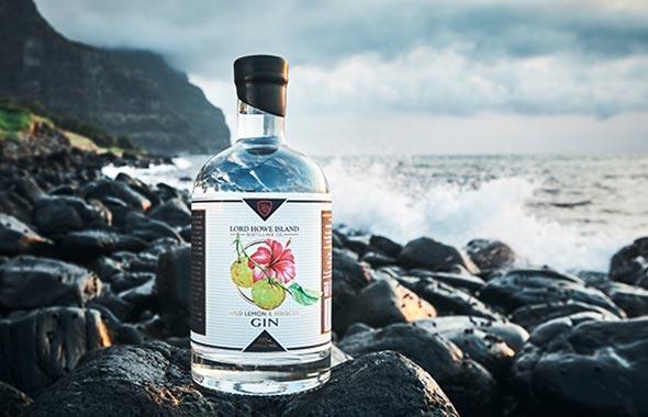 5 Local gin
